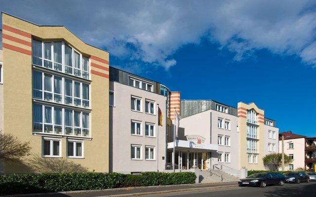 Herzlich willkommen im Hotel prinz Eugen Dresden
